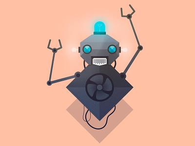 Machine robot machine indicator pexeso fly