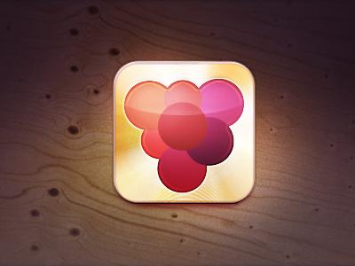 Itsmywine app icon icon wine