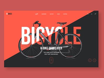 K Bikes Design bikes design agency design studio design system design app design art bike bike design app ui design ux uiux designs designer brand brand design ui design