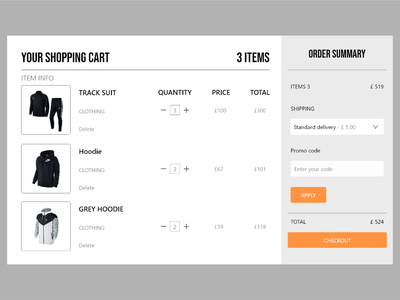 shopping cart ui design shopping app shirt shapes shop order summery shopping cart ui cart cartoon shopping cart shopping ecommerce logo designs ui design designer typography branding illustration brand design design