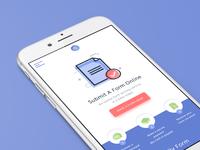 Mobile Design - Form Tool