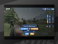 Streaker - Live Betting betting live interface video design webdesign ux ui