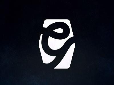 Cursive G Logo icon script type lettering identity typography marketing design oklahoma graphic design illustration logo branding
