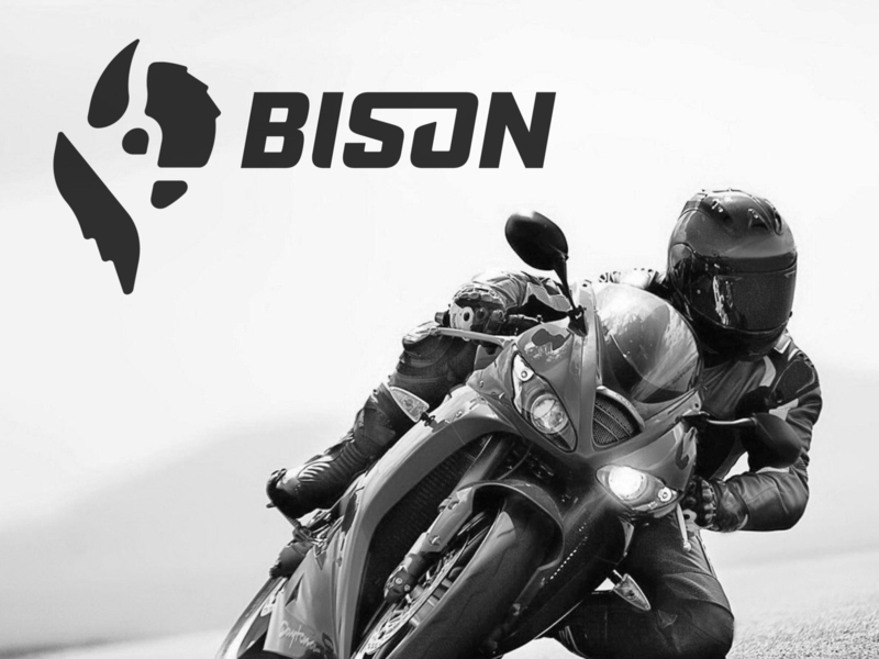 Bison Branding vector typography identity marketing design oklahoma graphic design illustration logo branding