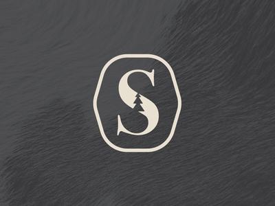 Stonecroft Secondary Mark identity typography wordmark branding graphic design logo