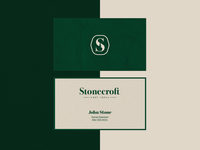 Stonecroft Business Cards