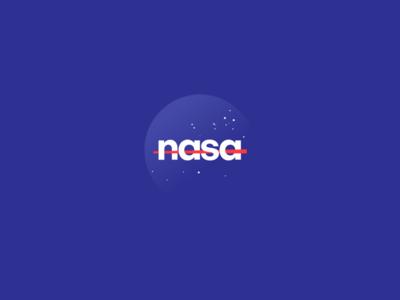 NASA logo new look space branding logo nasa