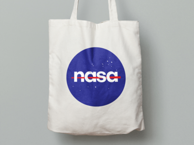 NASA logo new look