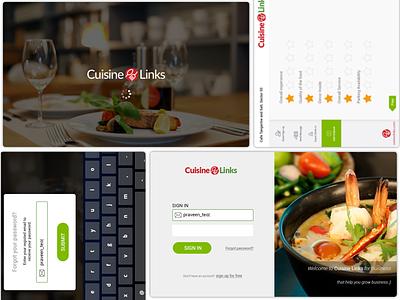 Customer Feedback Restaurant App feedback form icons review rating cuisinelinks design ux ui restaurant app customer feedback
