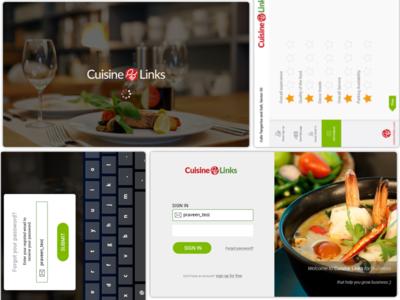 Customer Feedback Restaurant App