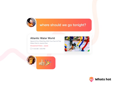 Chat - Bring Your Friends Together chat branding vector illustration icons app design ux ui