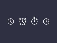 App icons (WIP)