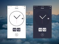Timmer app iOS