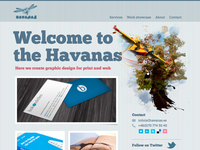 My own web site, www.havanas.se