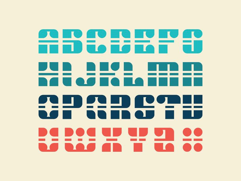 Dadais - font font
