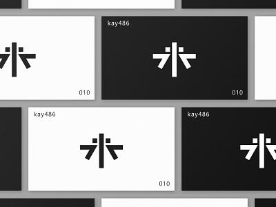 010 logo abstract design clean simple symetric symetry black  white white black icon mark symbol logo