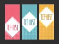 TEPHIST branding
