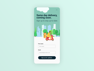 Sign Up | Daily UI 001. vector illustration ui design design sign up signup app mobile ui ui daily ui 001 daily ui challange