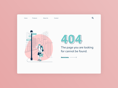 404 Page   Daily UI 008. user interface web ui 404 page 404 daily ui 008 daily ui challenge daily ui