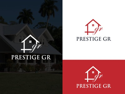 Real Estate Logo real estate design real estate logo flat logo logo design concept logo design minimalist logo minimalist logotype logo designer logodesign logo minimal
