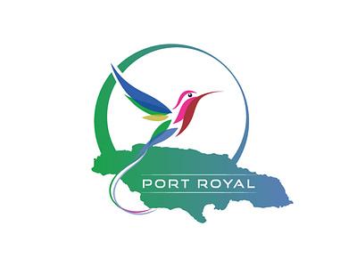 Port Royal Cake Company Logo logo design logo designer for hire logo design concept minimalist logo minimalist logo logotype logo designer logodesign minimal
