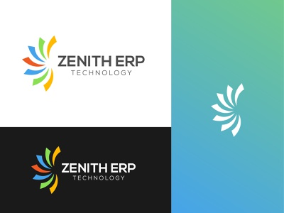 Colorful Technology Logo minimalist logo minimalist minimal logotype logo designer logodesign logo modern logo tech logo color logo colorful logo