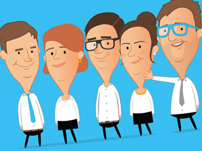 Illustrated Staff