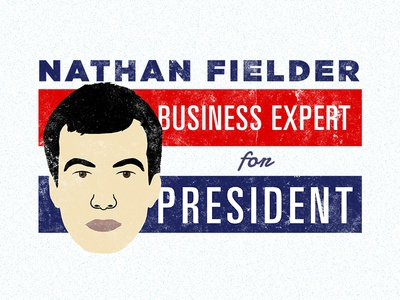 Nathan Fielder For President