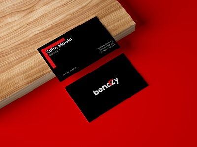 Business Card design for BendZy businesscard folding bending sheet metal bendzy