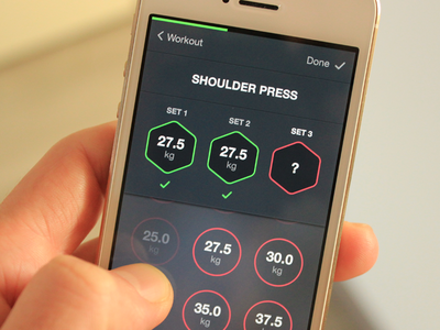 Fitness Tracker - Exercise