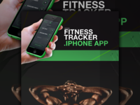 Fitness Tracker - Web header