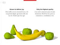 Fruit details