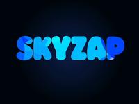 Skyzap motion after effects adobe motion art logo animation motion skyzap