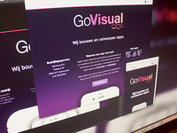 GoVisual (responsive) website