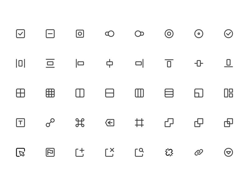 Super Basic Icons - Interface Set  🖥️