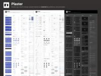 Plaster a mobile design system for sketch