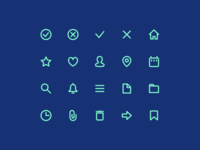 🌟 Super Basic Icons