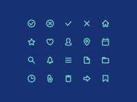🌟 Super Basic Icons