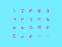 Super Basic Icons 03