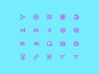 Super Basic Icons 03