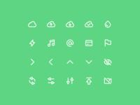 Super Basic Icons 04