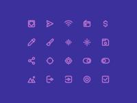 Super Basic Icons 05