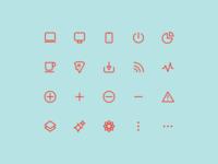 Super Basic Icons 06