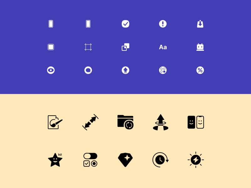 Plaster Icons 🌟