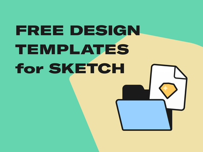 Free Design Templates for Sketch 🔥 typography grid chart mockup buttons file folder free templates tutorial icons mobile ui kit symbols design system interface freebie sketch ux ui
