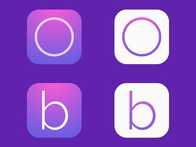 brēth Icon Concepts iphone app ios icons app breth