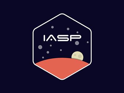 Immersive Aeronautical Space Program program aeronautical immersive iasp patch space