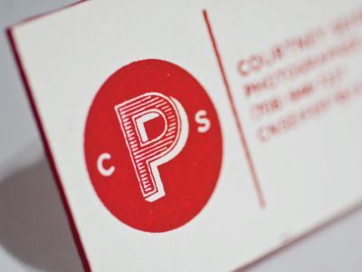 b card dribbbler - Screen Printing Business Cards
