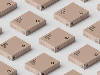 package design sepster design kit package design