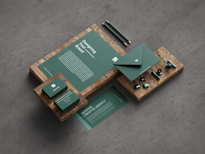 SEPSTER STATIONARY design berlin branding agency branding design branding stationary marketing design